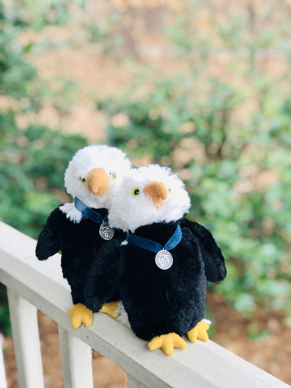 Berry College Bald Eagle Plush