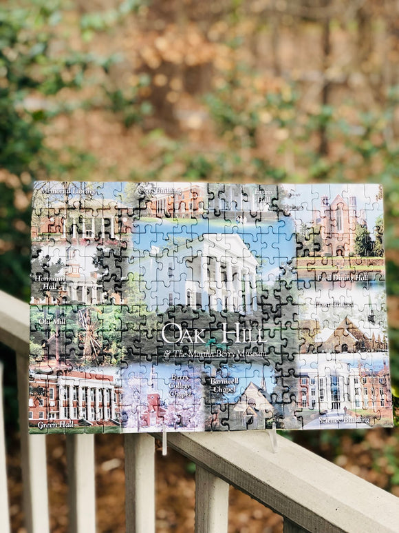 Berry College Puzzles