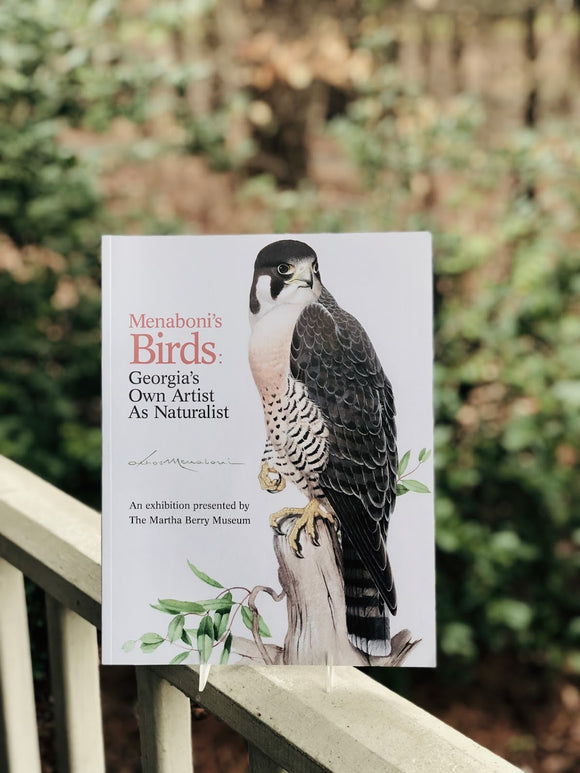 Menaboni's Birds: Georgia's Own Artist As Naturalist
