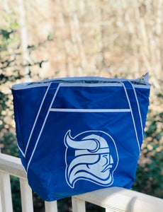 Vikings Bay Cooler Tote
