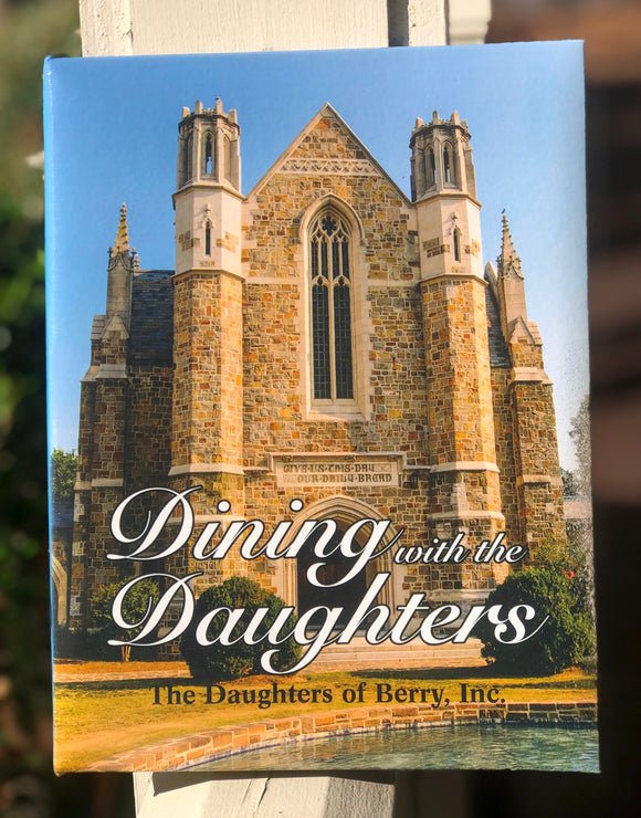 Daughters of Berry Cookbook
