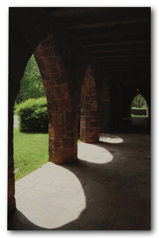 Frost Arches Postcard