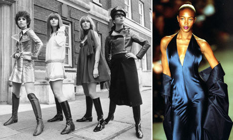 UK's The Guardian - best cities for vintage fashion
