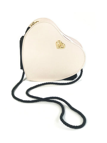 ESCADA SILK HEART BAG