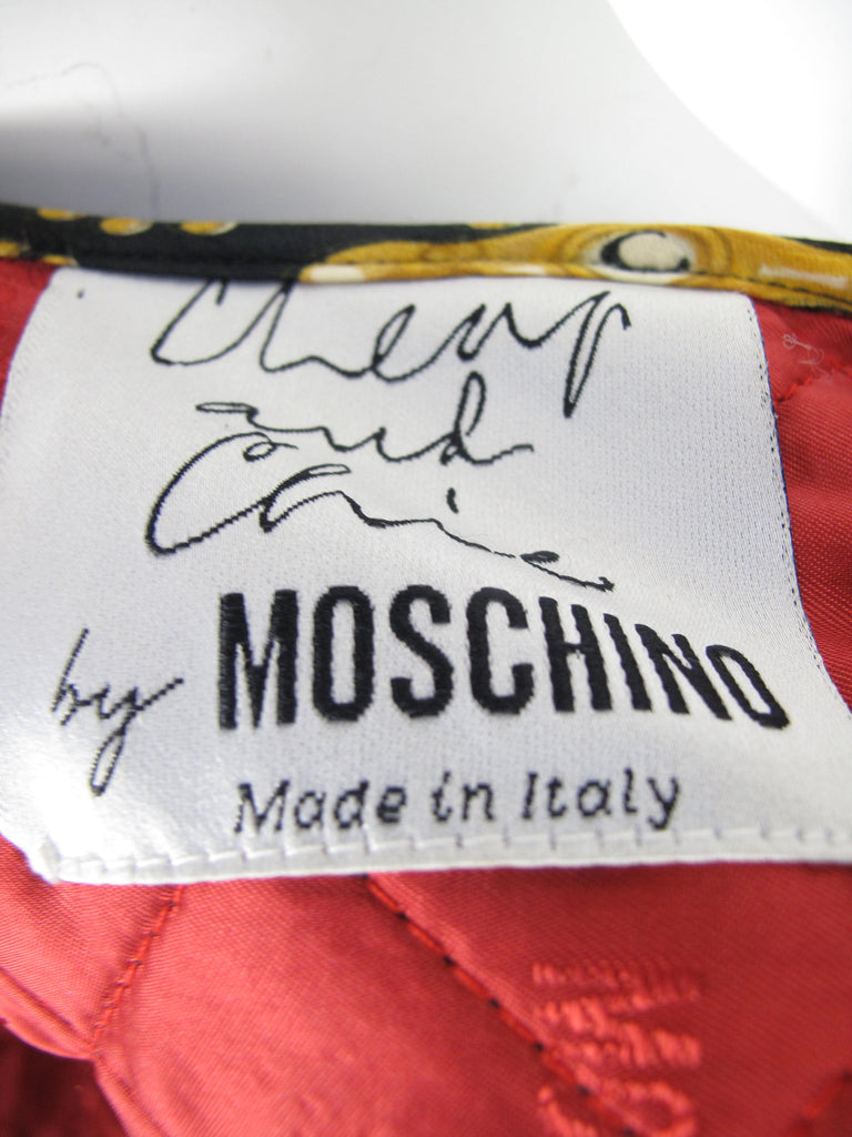 MOSCHINO Faucet Suit