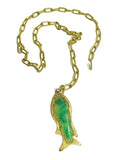 Vendome Fish Necklace
