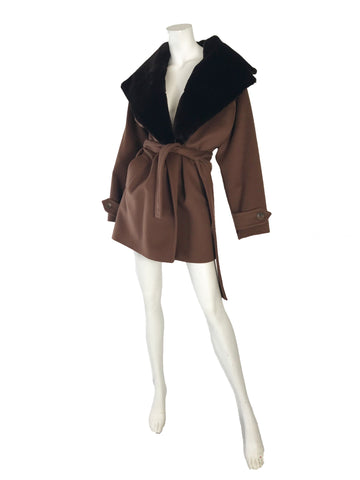 YVES SAINT LAURENT Coat