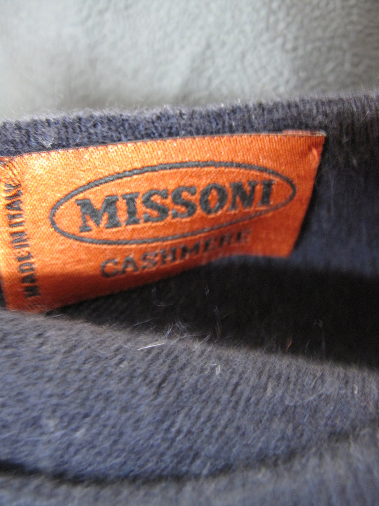 MISSONI cashmere sweater
