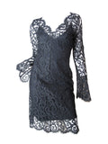 VERSUS Lace Dress