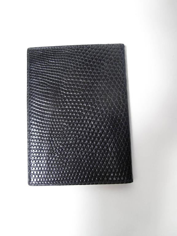 Mark Cross Passport Holder