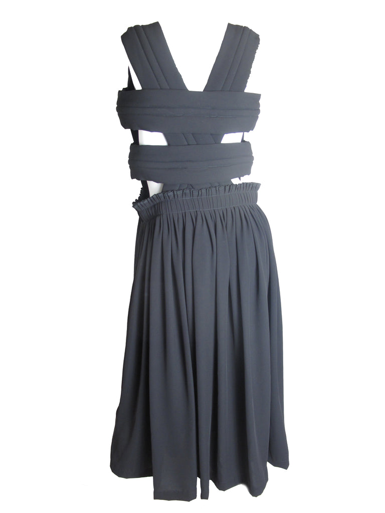 COMME des GARCONS Padded Cage Dress 2011