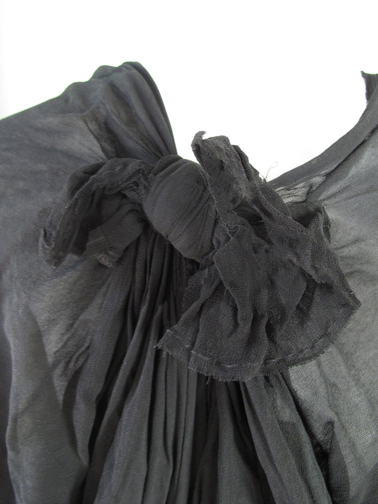 COMME des GARCONS Knotted Dress, 1990s