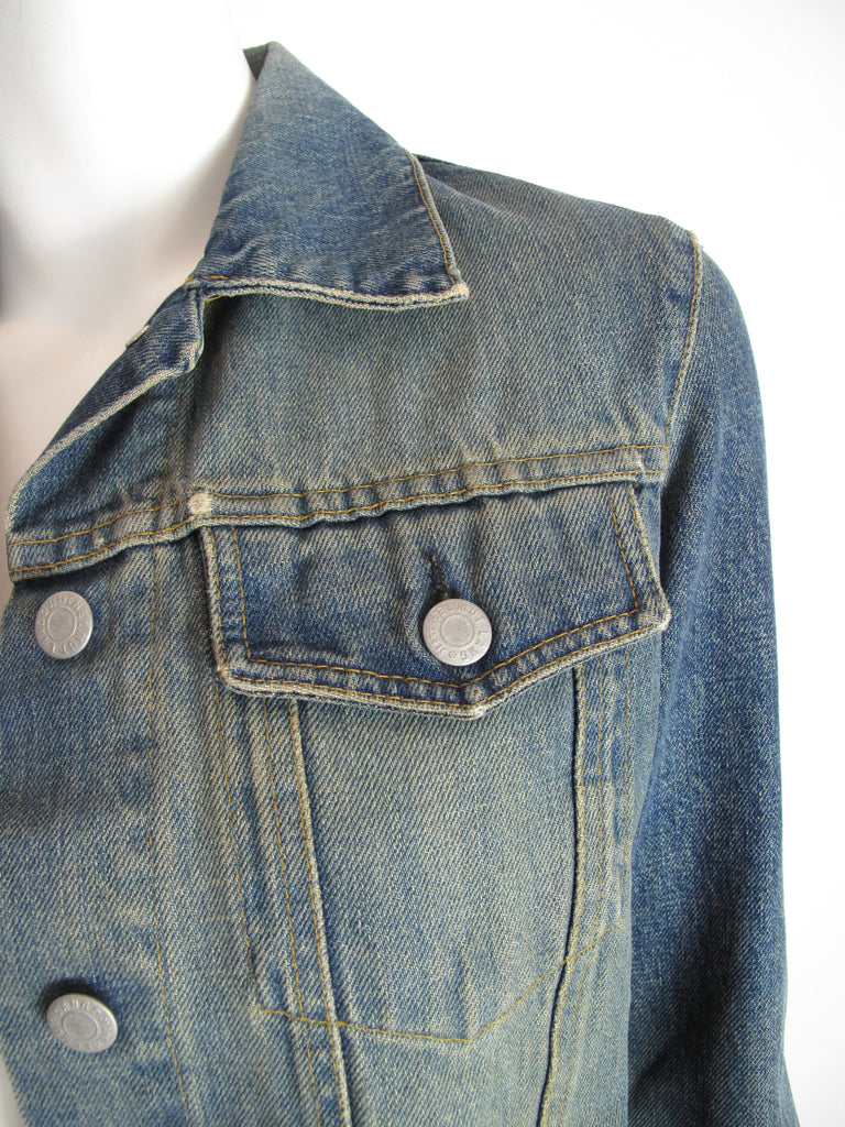 1990s HELMUT LANG denim jacket