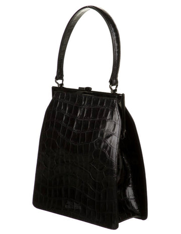 GAULTIER TOP HANDLE BAG