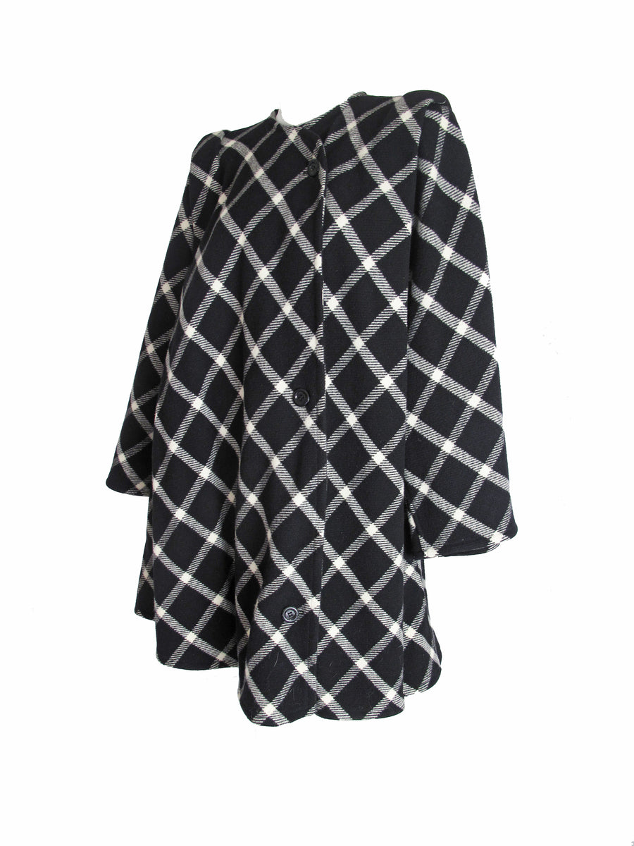 UNGARO Swing Coat