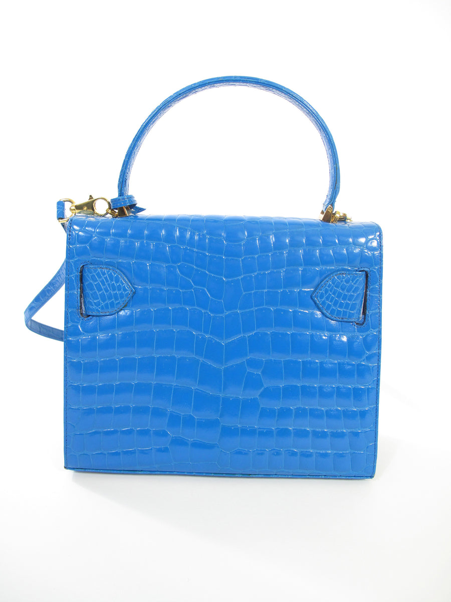 GIANNI VERSACE Kelly Bag, 1997