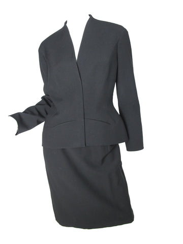 Vintage THIERRY MUGLER Suit
