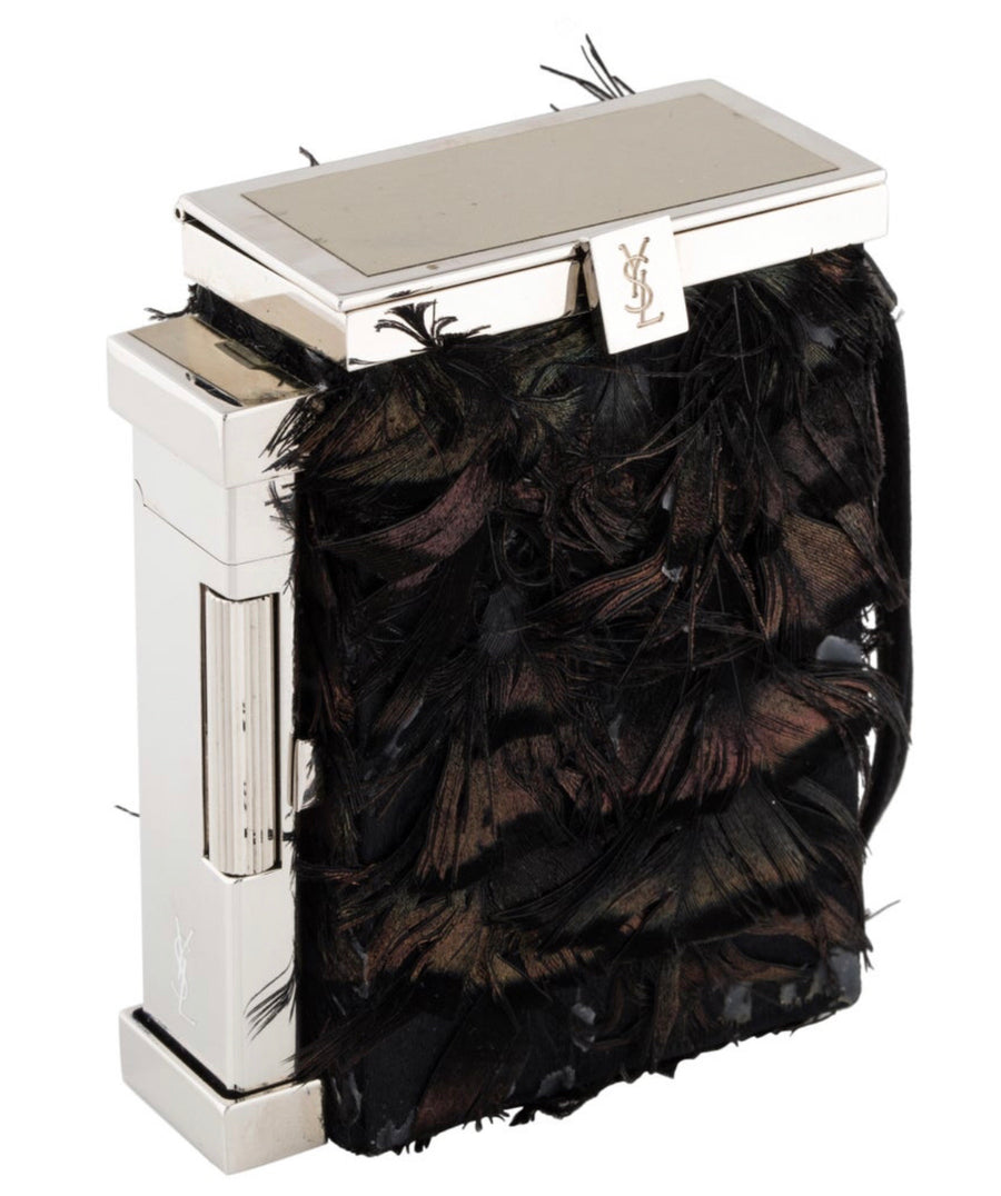 YVES SAINT LAURENT by TOM FORD FEATHERED CASE