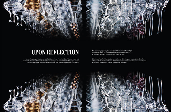Boston Magazine - Upon Reflection