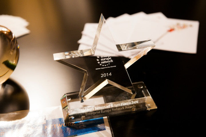 The Enterprise Europe Network Award