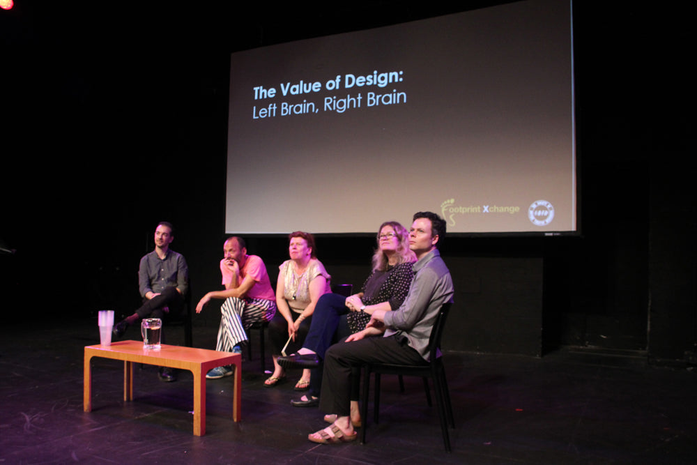 Panel Discussion at Xchange The Value of Design