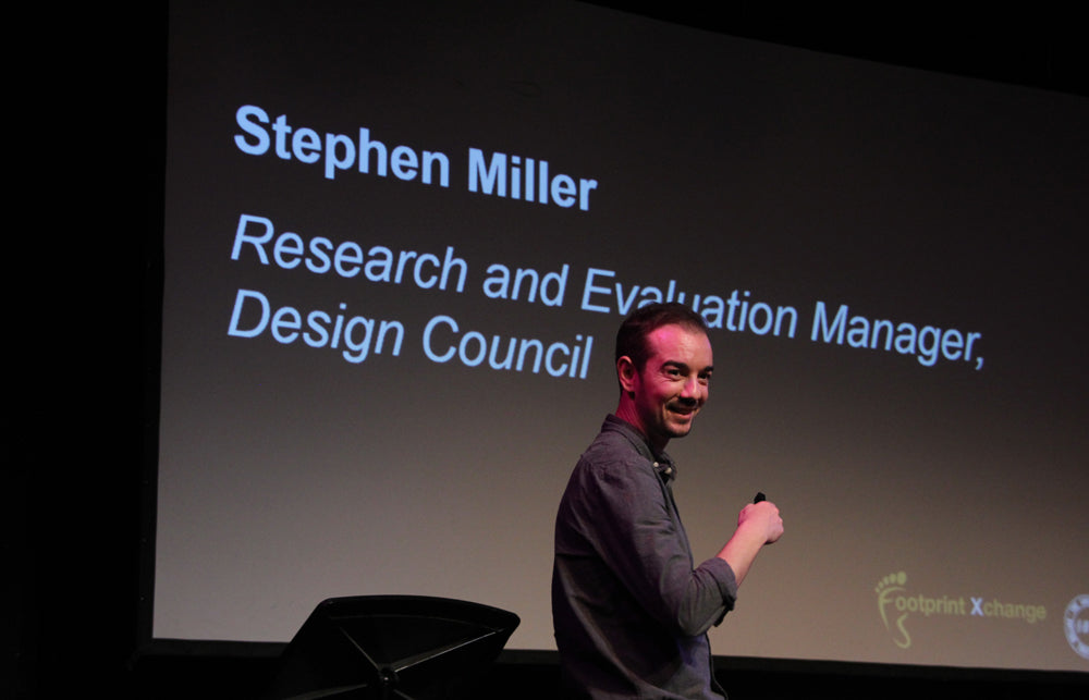 Stephen Miller of the Design Council