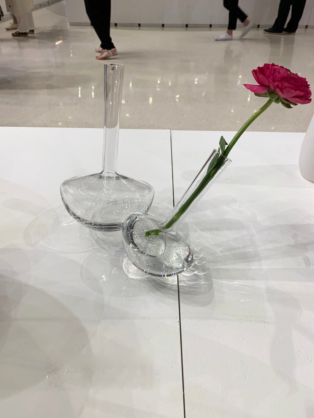 The Gauge vase in Dubai