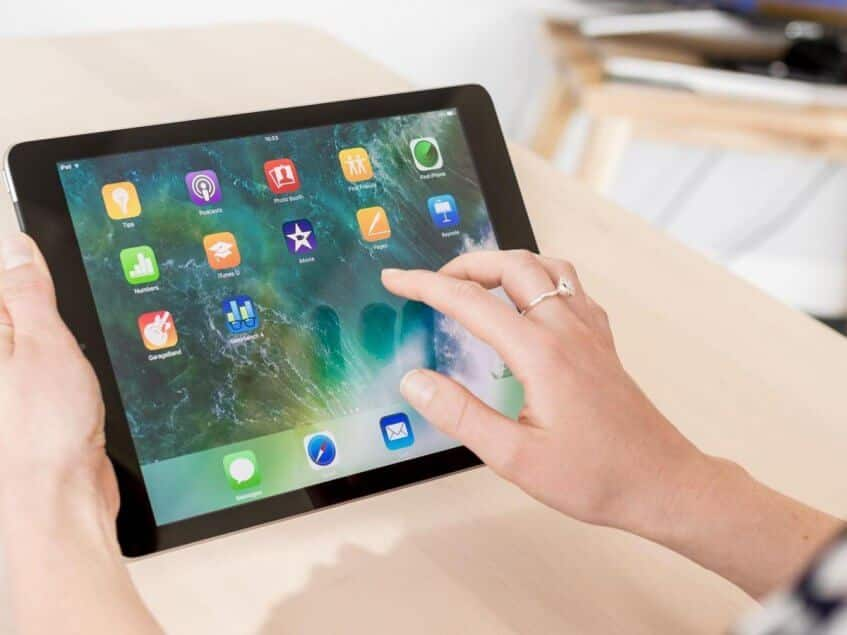 Comment installer iPad reconditionné keylogger ?