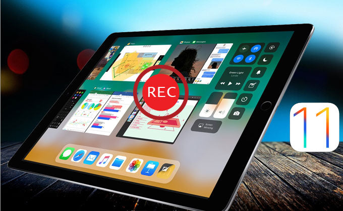 Comment filmer son écran d'iPad reconditionné ?