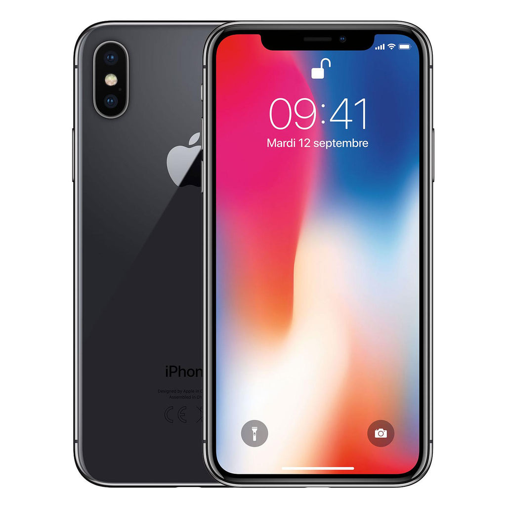iPhone X Neuf (Reconditionné)