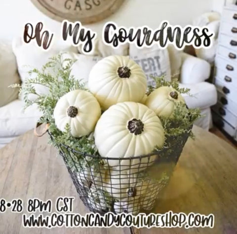Shop the Drop • OH MY GOURDNESS