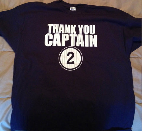 THANK YOU CAPTAIN Tee