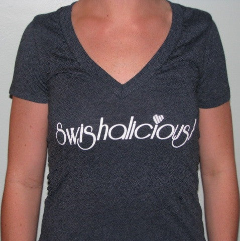 Swisher Swishalicious tee ladies