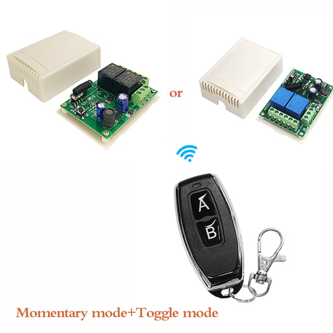 How to use 2 Channel Receiver Special Mode ?(Applicable Models: KR2202, KR2402) user manul