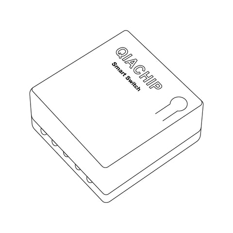 How to use qiachip KR2201G ? Super smaller remote control switch KR2201G user manual