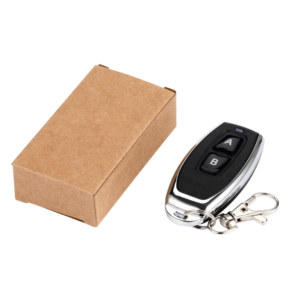 How to use ? Qiachip KT05-4 Metal remote control user manual