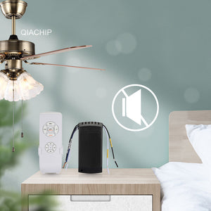 How to turn off the sound of WIFI fan light in APP ? FAQ for FLCW user manual