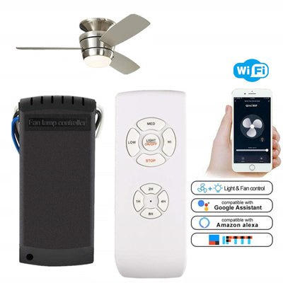 How To Use Smart Life App With Qiachip Wi Fi Ceiling Fan Remote Cont
