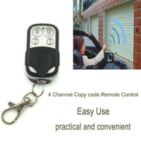 433 Duplicator Copy 433.92 Mhz CAME remote control TOP432EV TOP432NA TOP432S With Battery For Universal Garage Door Gate Key Fob