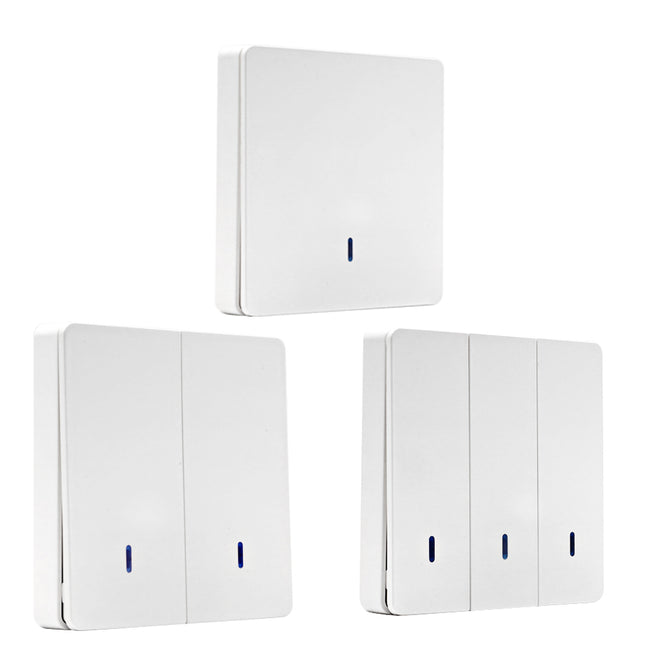 Wall Panel Switches Kits (Light Switch)