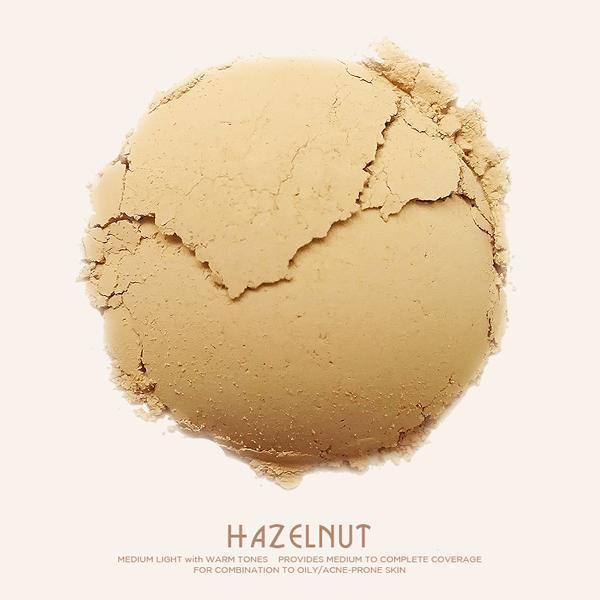 Hazelnut [With Jar]│Loose Mineral Foundation