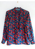 Helen Cherry Floral Blouse