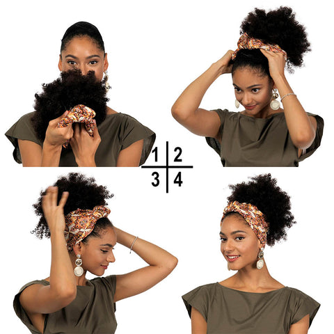 Being naturally blessed with good hair is a blessing but if you do not have natural hair, try our customised wrap-wigs that allow you to flaunt a new hairstyle every day. We offer natural human hair wrap wig or quality Japanese synthetic wrap wig ,so they look and feel real, but they have to be re-styled after washing just like natural hair. These instant wrap wigsare a blessing for people who have scarcity of time and energy. They are effortless wrap wigthat saves time and you can get multiple hairstyles with various combinations using a headband and other hair accessories. Our latest designs wrap wigs, allow you to be a part of the latest ongoing hair trend. Whenever new hair fashion hits the scene, we have the wrap hair wigsstyles available within days. They save Efforts Energy Time What makes these instant wrap –wigsa step closer to beingeffortless wrap wig is their amazingfeature of adjusting string at the back. It allows thesehuman hair wrap wigto fit comfortably to any head with any shape and size. These customised wrap-wigs falls in the one size fit all category and you are left with just one thing, flaunting your beautiful hair at the end of the day. AFTER-SALE SERVICE We manufacture our product with utmost credibility. You just need to order and try it in the comfort of your home. Your trust in our product is our strength…Still, if it fails to meet up to your expectation, you can return the same (with the same trust) to us within 14 days
