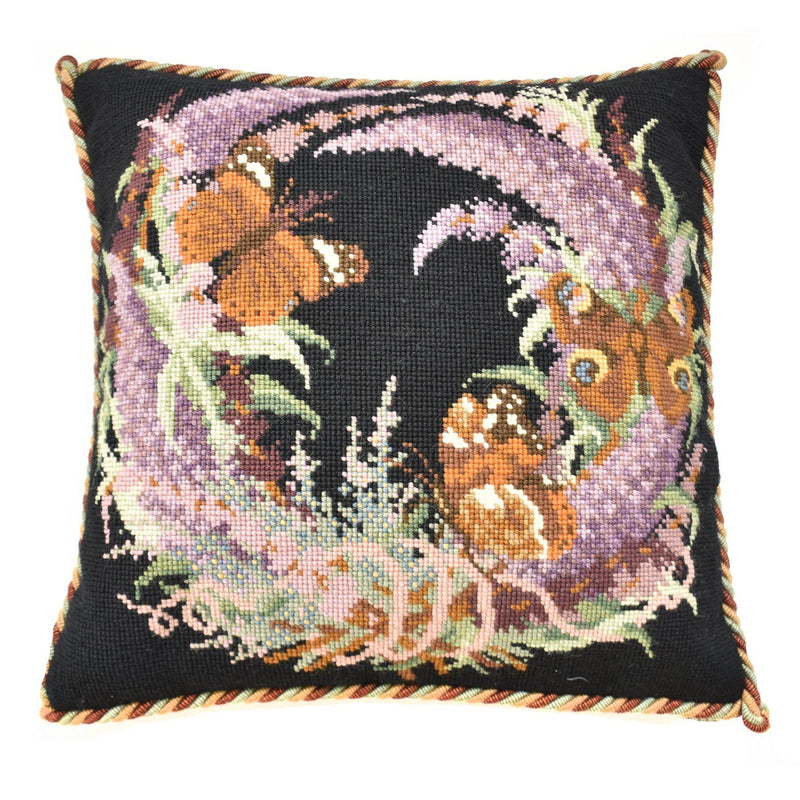 Buddleia Needlepoint Kit Elizabeth Bradley Design