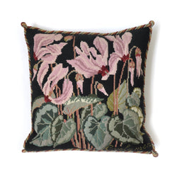 Cyclamen Needlepoint Kit Elizabeth Bradley Design
