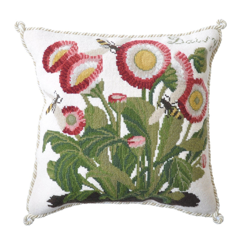 Daisy Needlepoint Kit Elizabeth Bradley Design