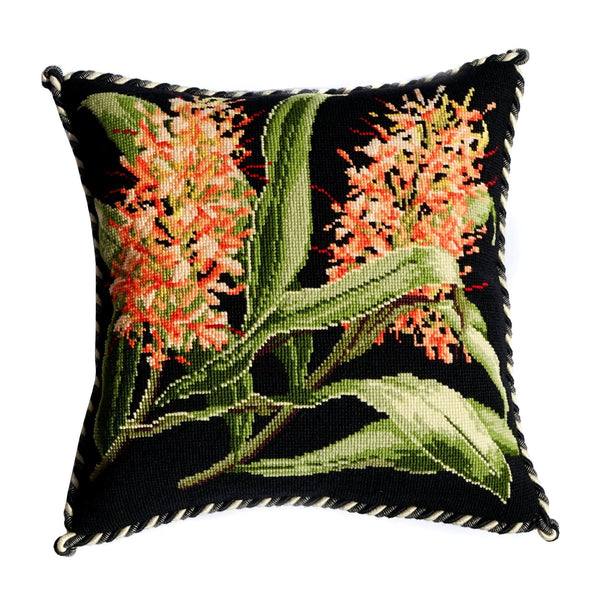 Ginger Lily Needlepoint Kit Elizabeth Bradley Design