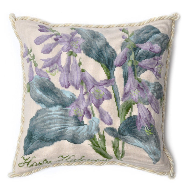 Hosta Halcyon Needlepoint Kit Elizabeth Bradley Design