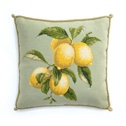 Lemons Needlepoint Kit Elizabeth Bradley Design