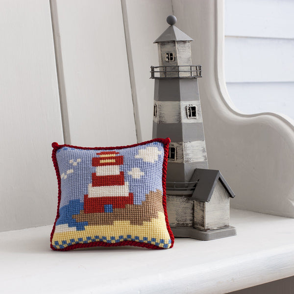 Lighthouse Needlepoint Kit Elizabeth Bradley Design
